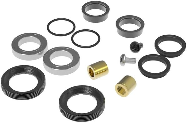 OneUp Components Aluminum Pedal Bearing Rebuild Kit