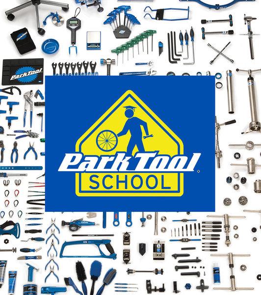 Park Tool School Novice Course January/February