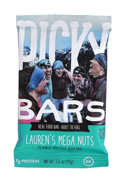 Picky Bars Lauren's Mega Nuts