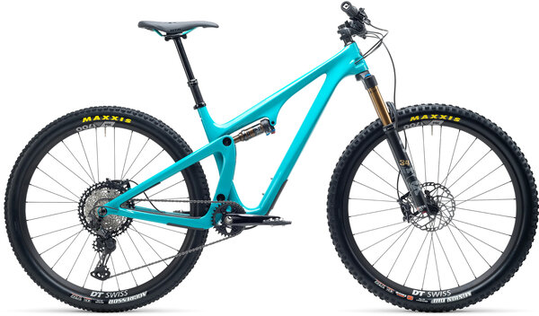 Yeti Cycles SB115 T1 Color: Turquoise