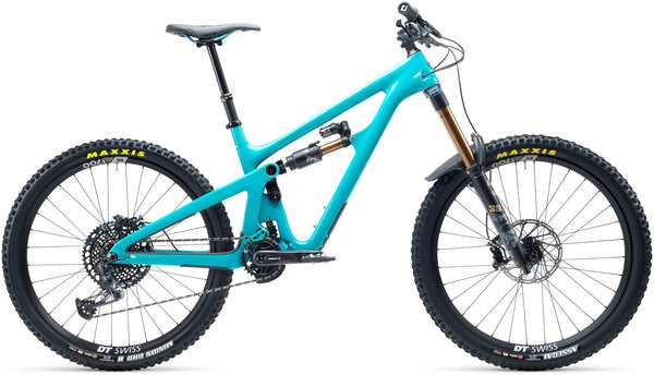 Yeti Cycles SB165 T2 X2