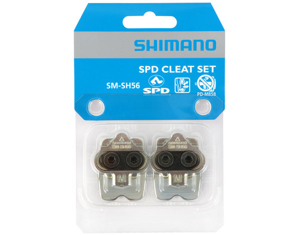 Shimano SM-SH56 Multi-Release SPD Cleat Set w/Cleat Nuts