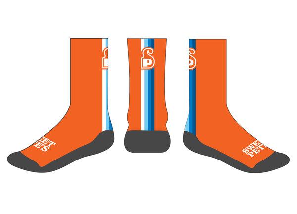 """Sweet Pete's 7"""" Socks"""