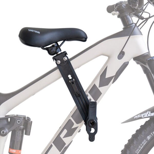 Shotgun Front Mounted Child Bike Seat