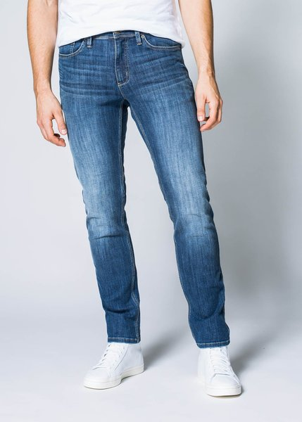 Du/er Performance Denim Slim Fit - Worn Stone