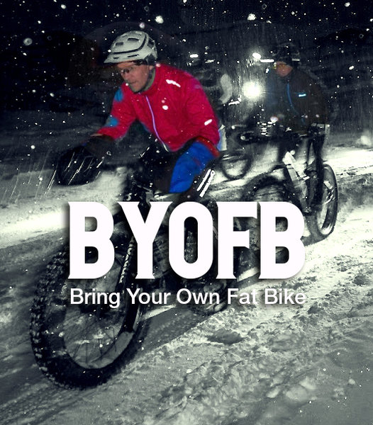 Sweet Pete's Tuesday Night BYOFB Guided Adventure