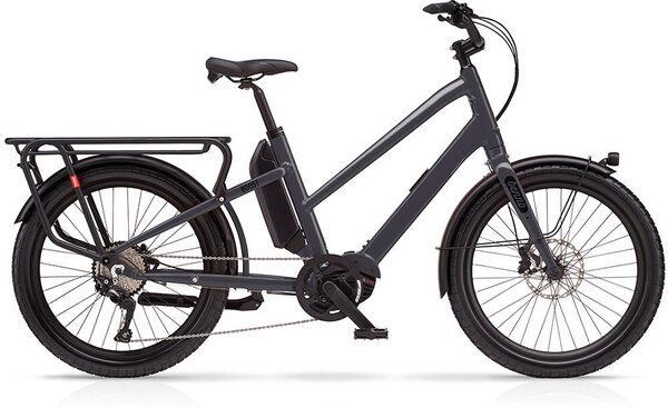 Benno Bikes Boost E CX Step-Through