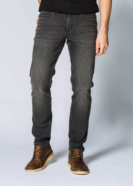 Du/er Performance Denim Slim Fit - Antigue Black