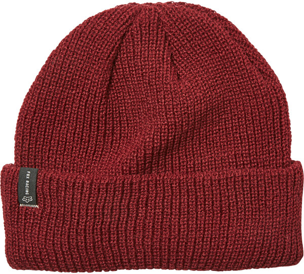 Fox Racing Machinist Beanie Color: Cranberry