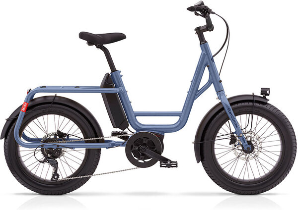 Benno Bikes RemiDemi Color: Pigeon Blue