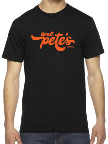 Sweet Pete's Toronto T-Shirt