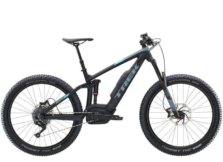 Ride+ Electric Mountain Bikes