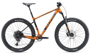 27.5 Plus Mountain Bike
