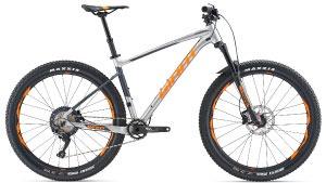 Front Suspension Mountain Bikes