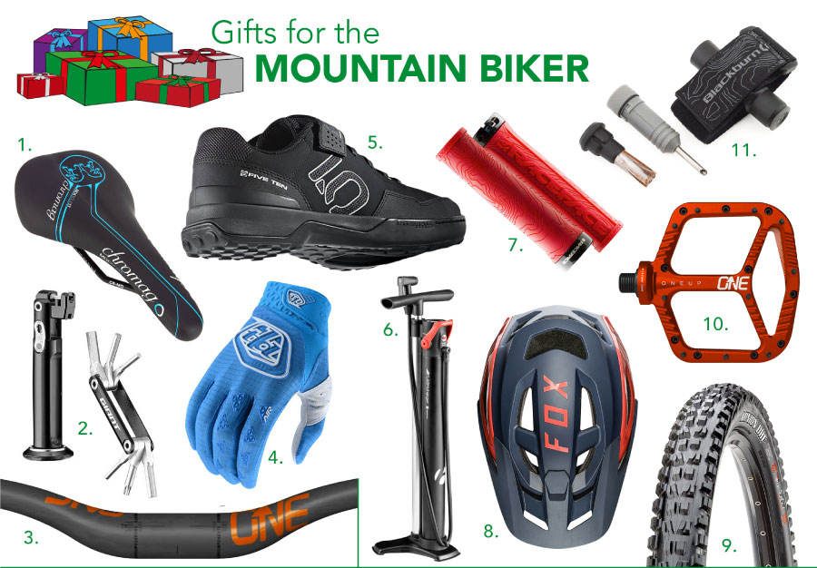 2020 gift ideas for mountain bikers