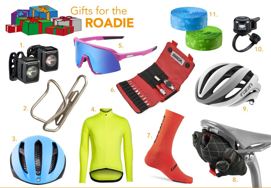 2020 gift ideas for road bikers