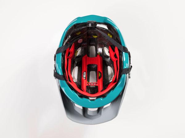 bike helmet with MIPS technology