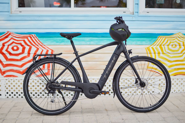 what is an electric bike