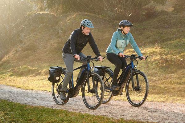 why ride an electric bike?