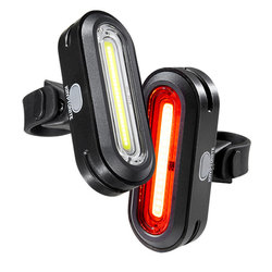 Kryptonite Avenue F-100 & R-50 COB Light Set