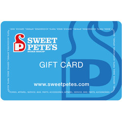 Sweet Pete's Gift Cards
