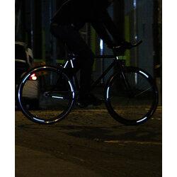 Glint Reflective Wheel Stickers