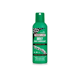 Finish Line Wet Lubricant (8-Ounce Spray)