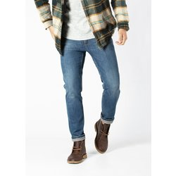 Du/er Fireside Performance Denim Slim Fit - Lakeshore