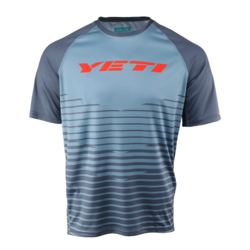 Yeti Cycles Longhorn S/S Jersey