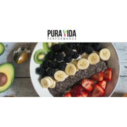 Pura Vida Performance Nutrition for cyclists session