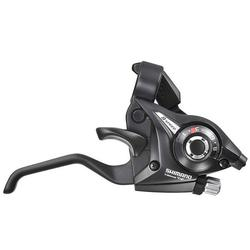 Shimano ST-EF51, Shift/Brake lever combo, Blk, Pair