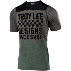 Troy Lee Designs Skyline Checkers SS Jersey
