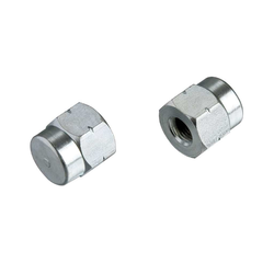 Tacx Axle Nuts M10 Set of 2