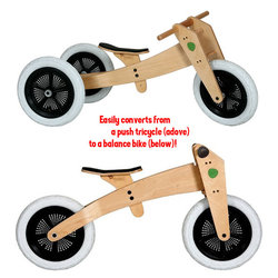 Wishbone Design 3in1 Bike