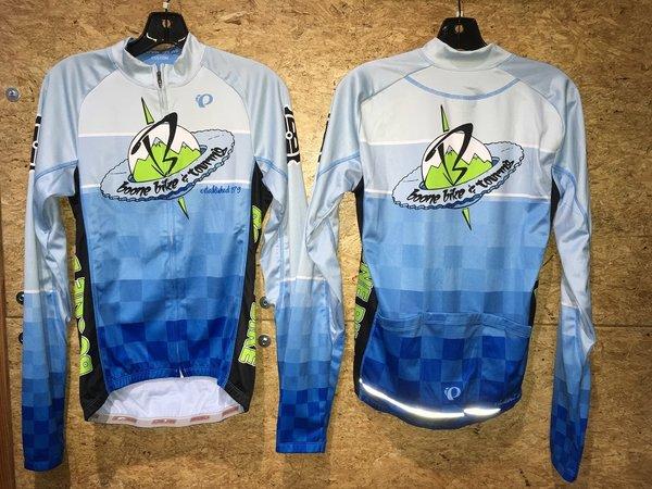 Boone Bike 40th Anniversary Long Sleeve Jersey