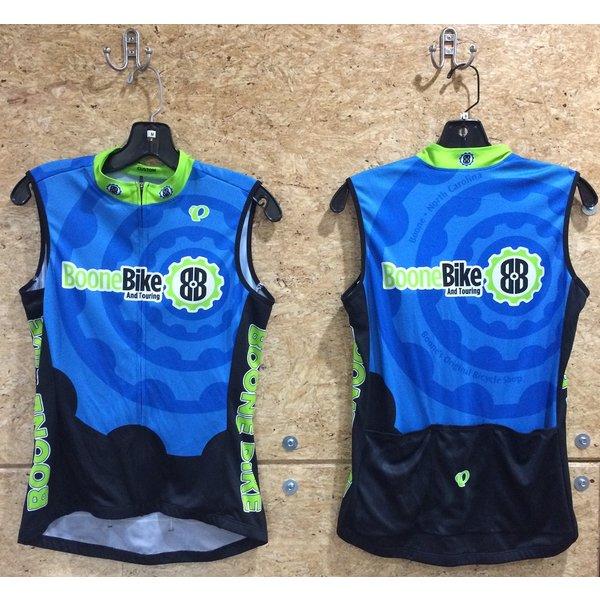 Boone Bike Women's Sleeveless Full Zip Jersey