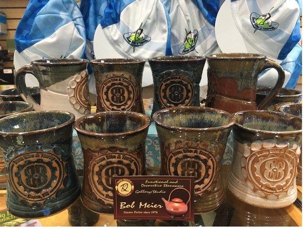 Boone Bike Handmade Mugs