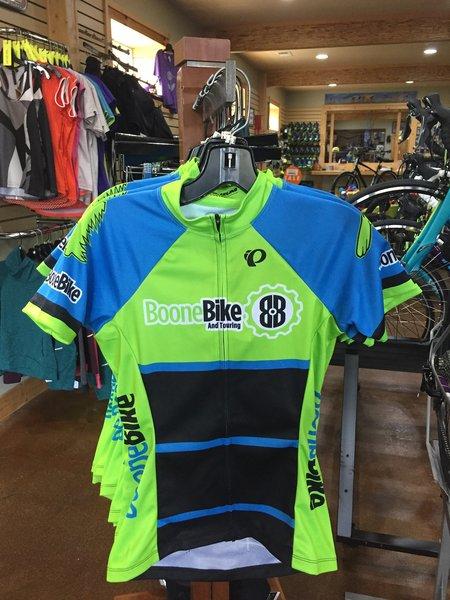 Boone Bike Women's Full Zip Jersey