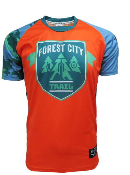 Route 66 Bicycles Forest City Trail Jersey