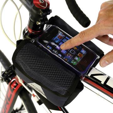 Axiom Smartbag Touch Frame Pack: Black/Gray