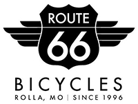 Route 66 Bicycles Logo