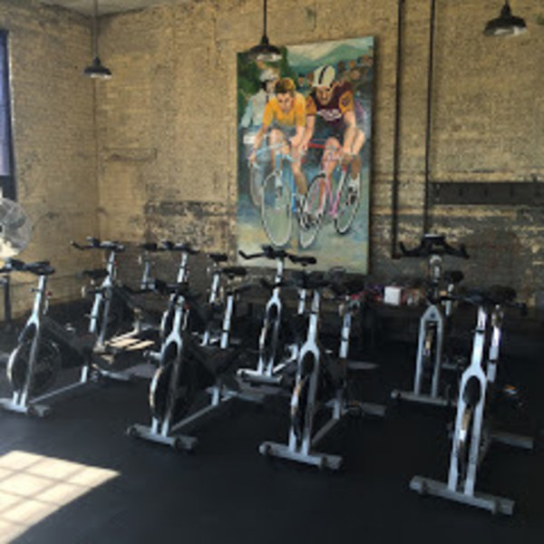 2 Rivers Spin - Tue 5:30 a (starts 10/29) - 6 week