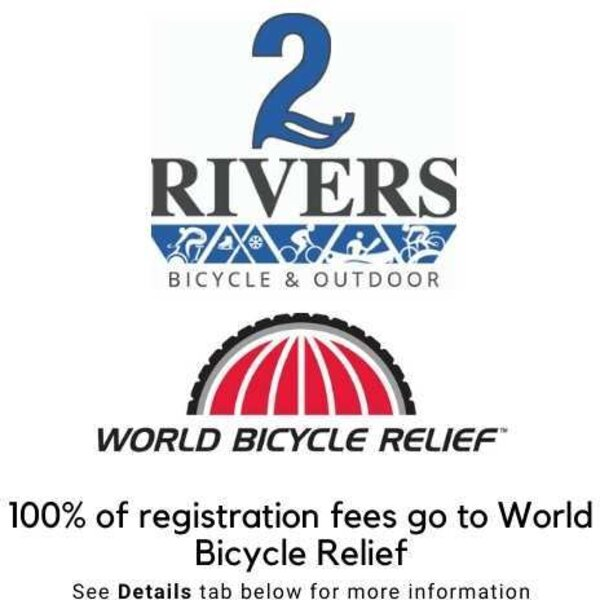 2 Rivers Virtual Cycling - March 2021 - Unlimited Classes