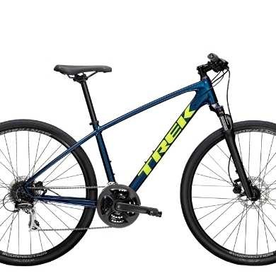 Hybrid and Dual Sport bicycles