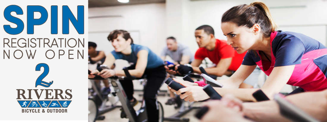 2 Rivers Group Fitness (Spin Classes, Yoga) - 2 Rivers