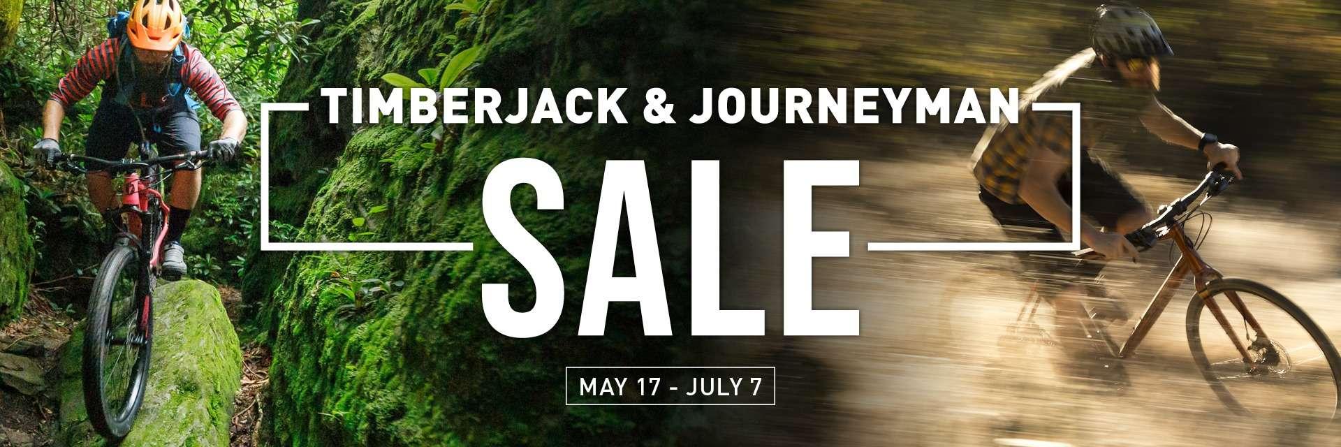 Salsa Timberjack Journeyman Bike Sale