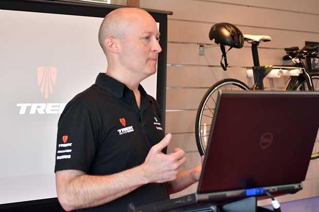 Bike Fit Professional Carl Matson