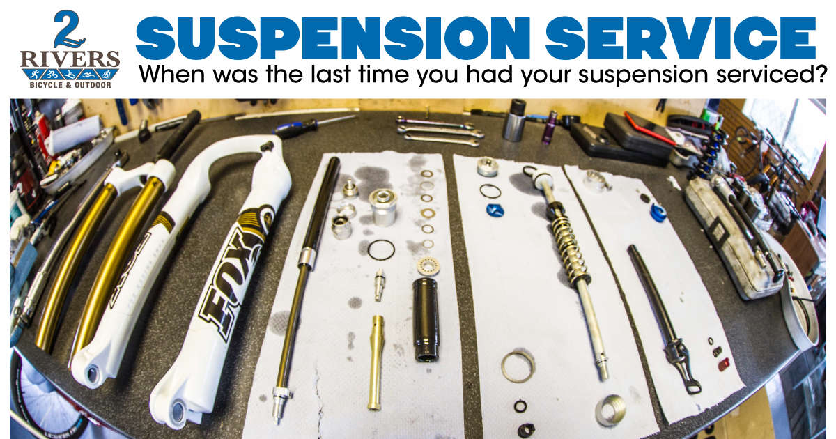 Bike shock / suspension repair service