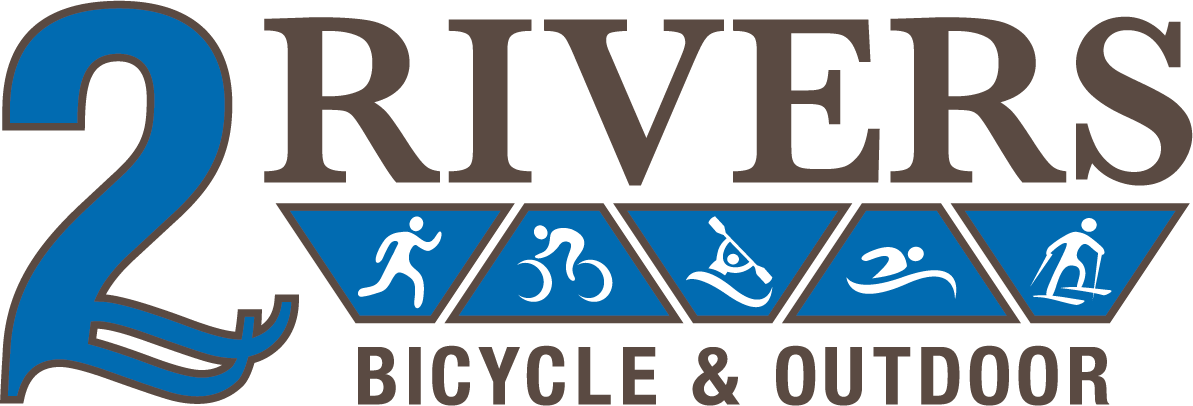 2 Rivers Bicycle and Outdoor Logo