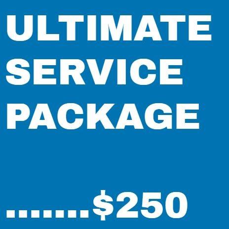Bike Repair Ultimate Service Package